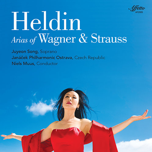 HELDIN - ARIAS OF WAGNER & STRAUSS