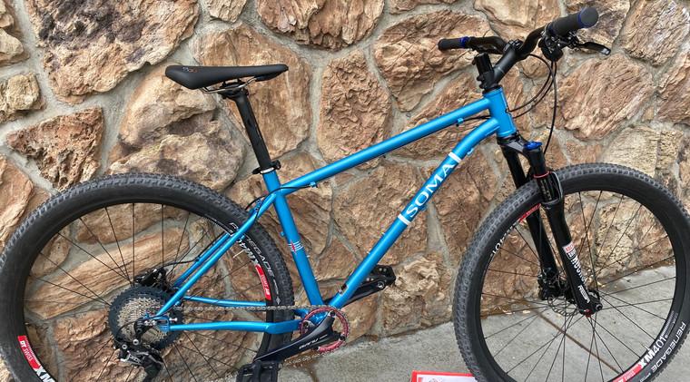 SOMA Riff Bike Built