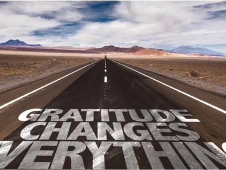 Gratitude is a leadership tool