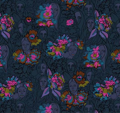 Parlant Aux Fleurs - Iris