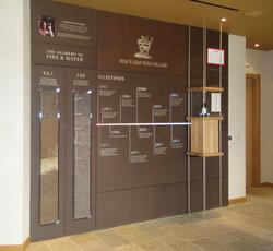7. SLWC History Wall