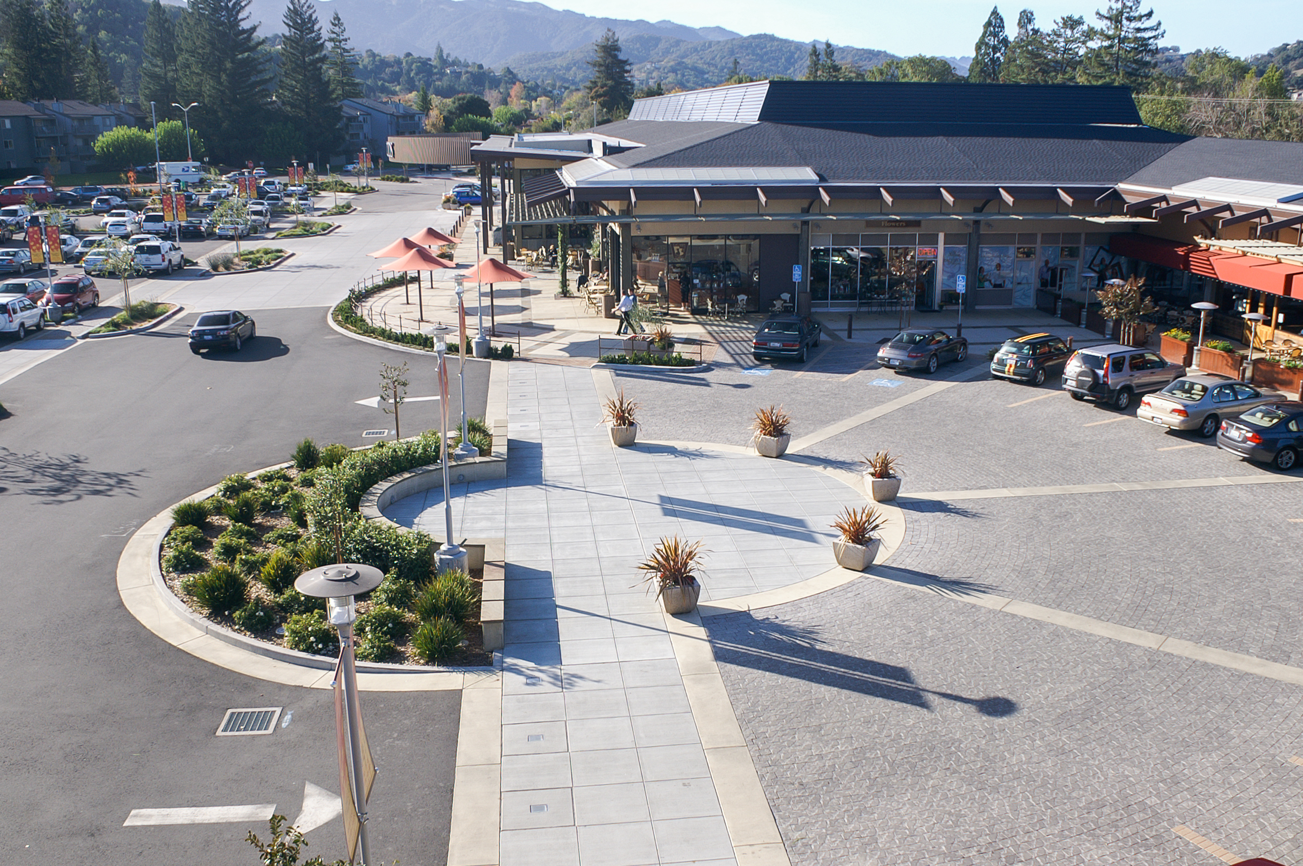 Pacheco Plaza Plaza View Remodel