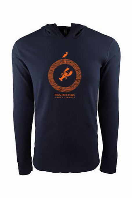UNISEX HOODY THERMAL - Compass