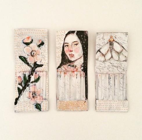 Matchbooks by Misty Dawn