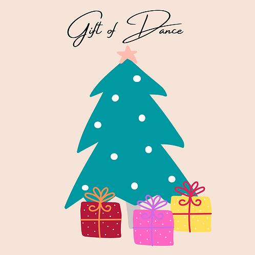 Gift: Beginner Pole Dance (4 weeks)
