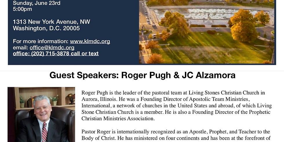 Awaken D.C. Prophetic Summit