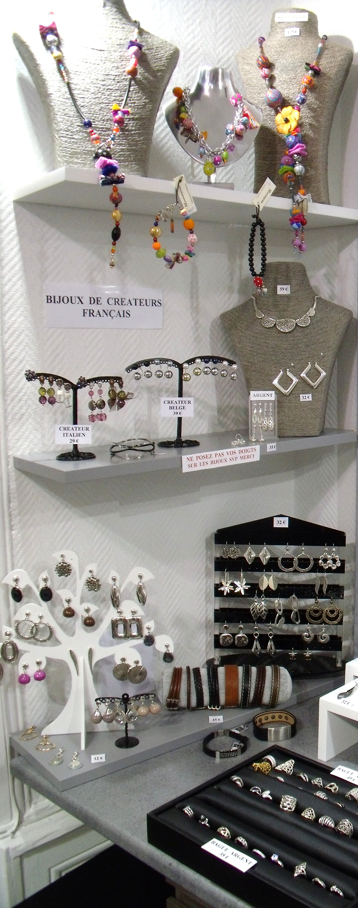 Bijoux de Créateurs