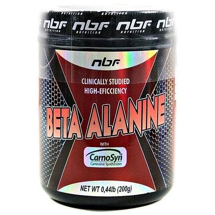 BETA ALANINA 200G NBF NUTRITION