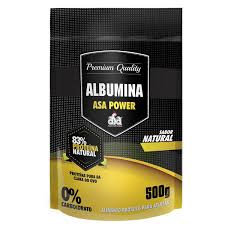 ALBUMINA 83% ASA POWER