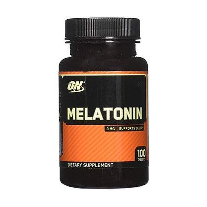 MELATONIN 3MG (100 TABLETS) OPTIMUM
