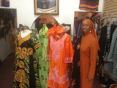 African Garments