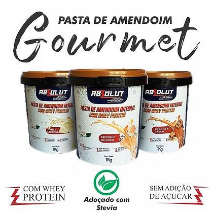 PASTA DE AMENDOIM GOUMERT ABSOLUT 1KG