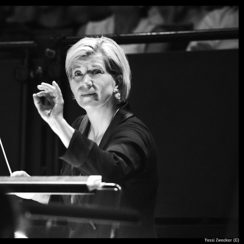 Karen Kamanesk, conductor
