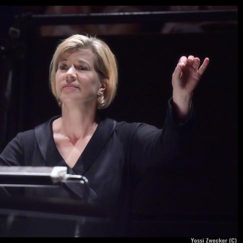 Karen Kamensek, conductor