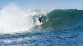 'Poetry In  Motion' In the Different Worlds of Surfing and Dancing