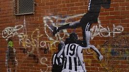 ARCHAGEL MICHAEL & THE AFL GRAND FINAL