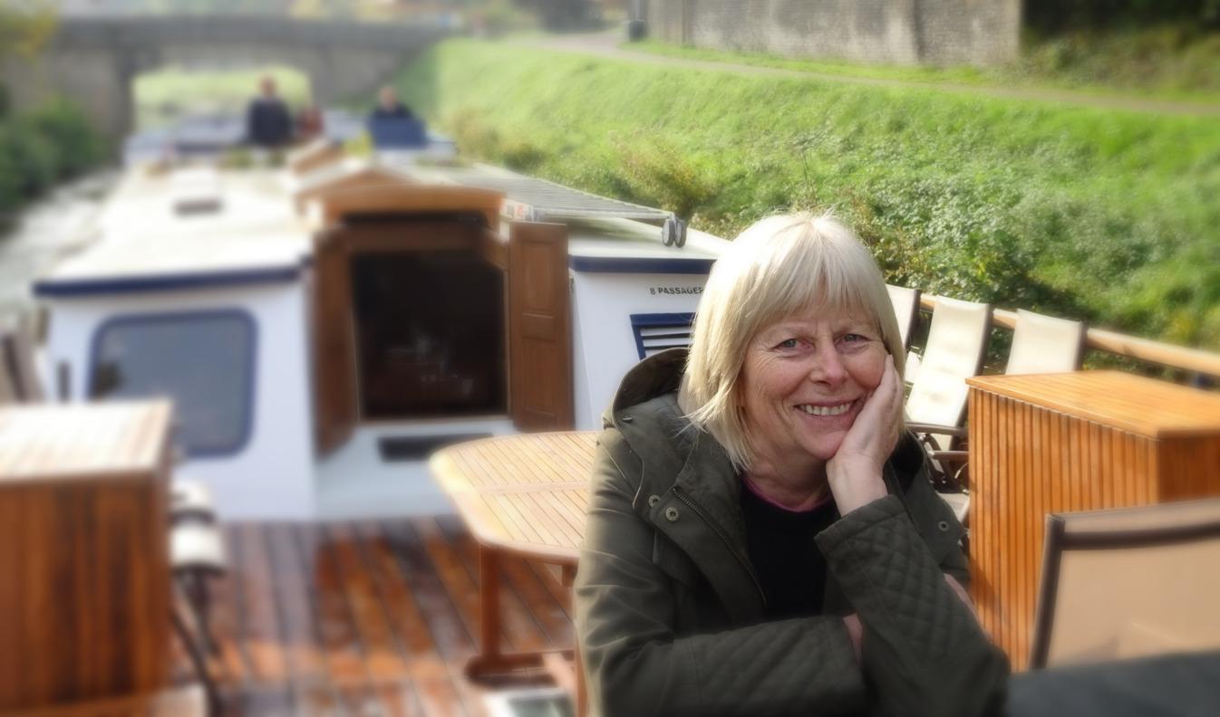 Helen martineau in Burgundy