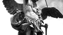 A DIFFERENT KIND OF COURAGE - Thoughts in the season of Michaelmas