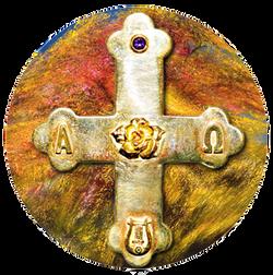 helen martineau - gold cross