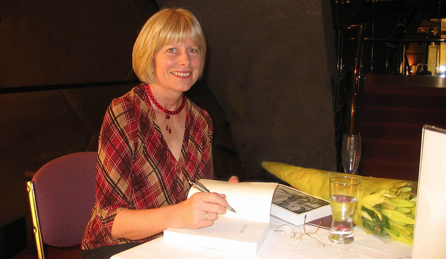 Helen Martineau book signing