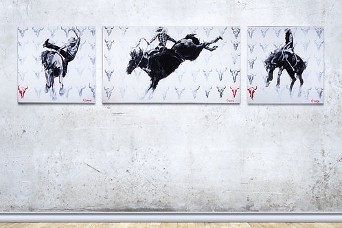 Rodeo Series | Set of 3