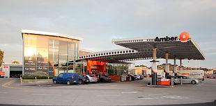 Service Station M8 Junction 14