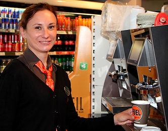 Fresh Coffee at Amber Service Station Fermoy Cork