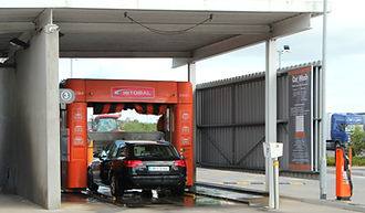 Car Wash at Amber Service Station Fermoy Co. Cork