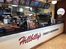 Hillbilly's Fast Food Restaurant