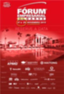Fórum Empresarial Algarve - Marque no calendário, de 4 a 6 de Outubro de 2013!