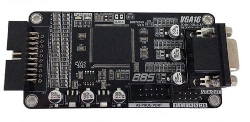 VGA16 NEOGEO MVS SCAN-DOUBLER