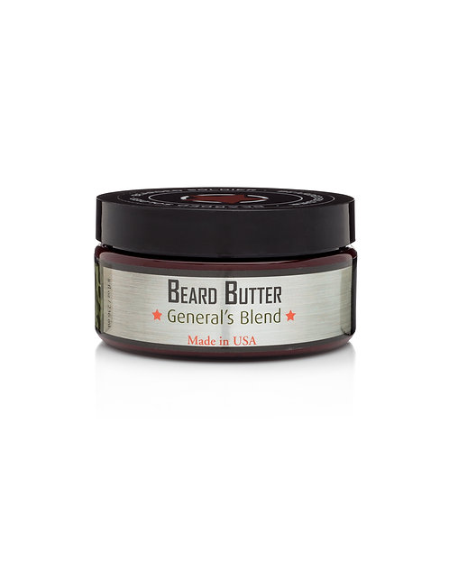 GENERAL'S BLEND BEARD BUTTER