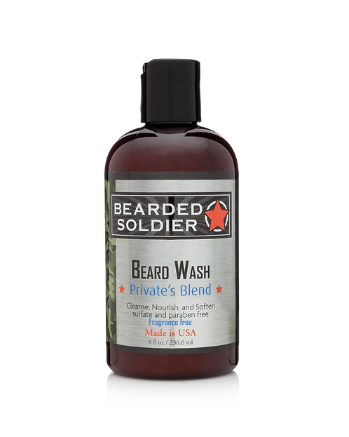 PRIVATES'S BLEND BEARD WASH