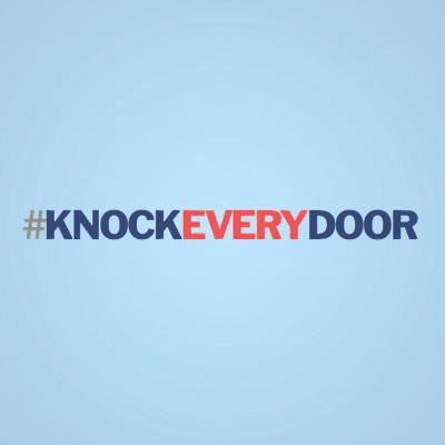 #KnockEveryDoor