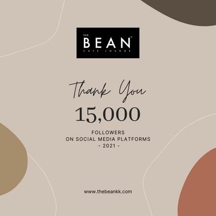 Thank you - 15k Followers