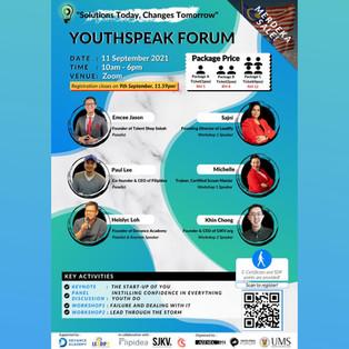 YOUTHSPEAK FORUM