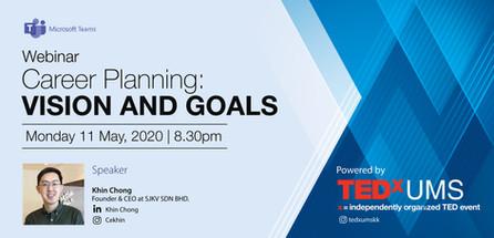 TEDx UMS - Career Planning