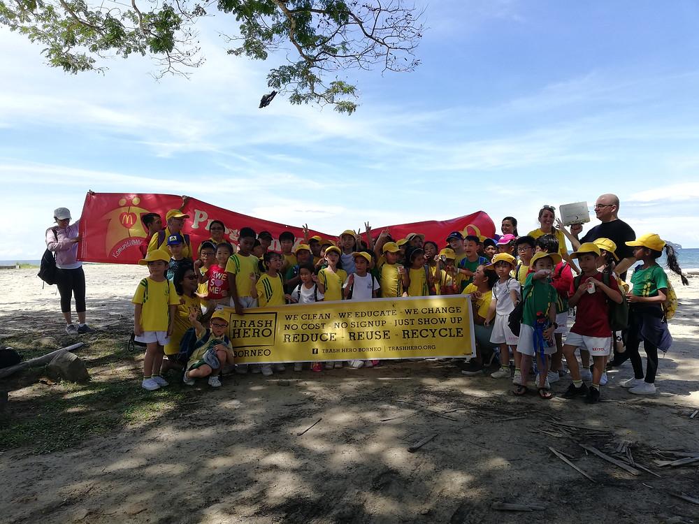 Sayfol International School Sabah awareness