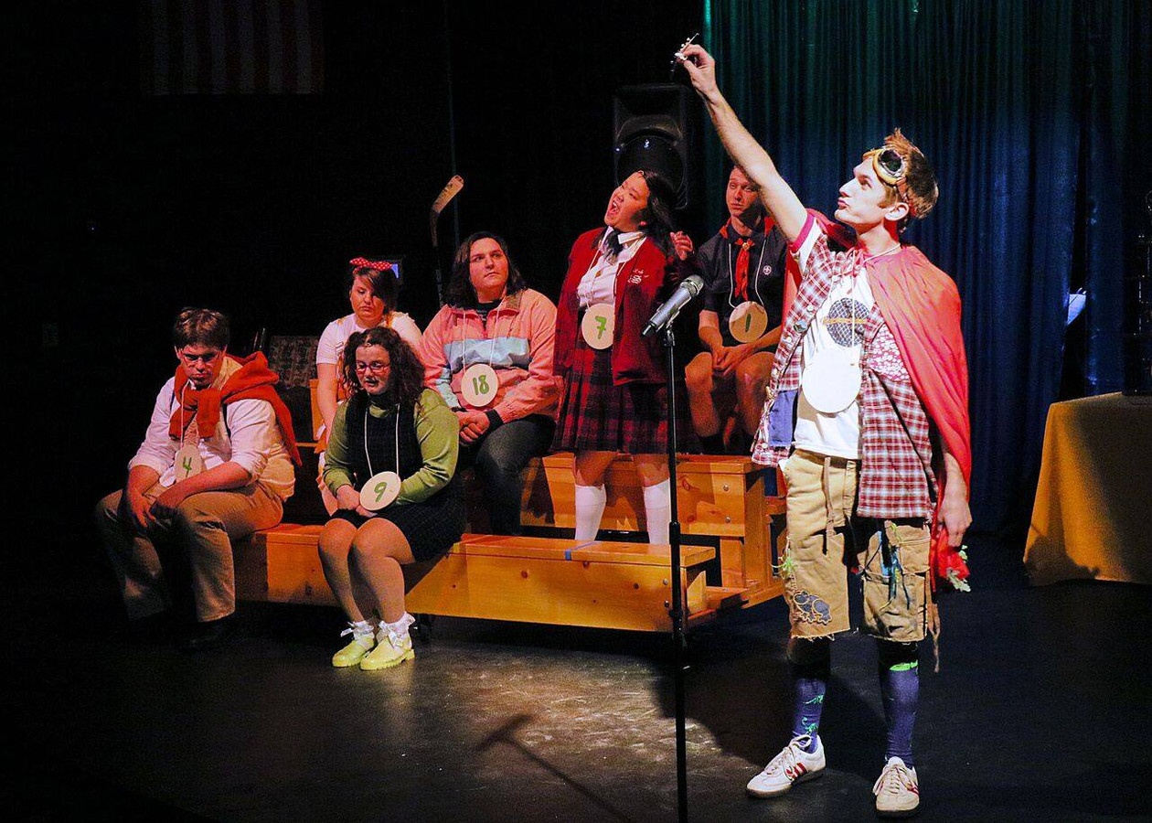 The 25th Annual Putnam County Spelling Bee, 2015