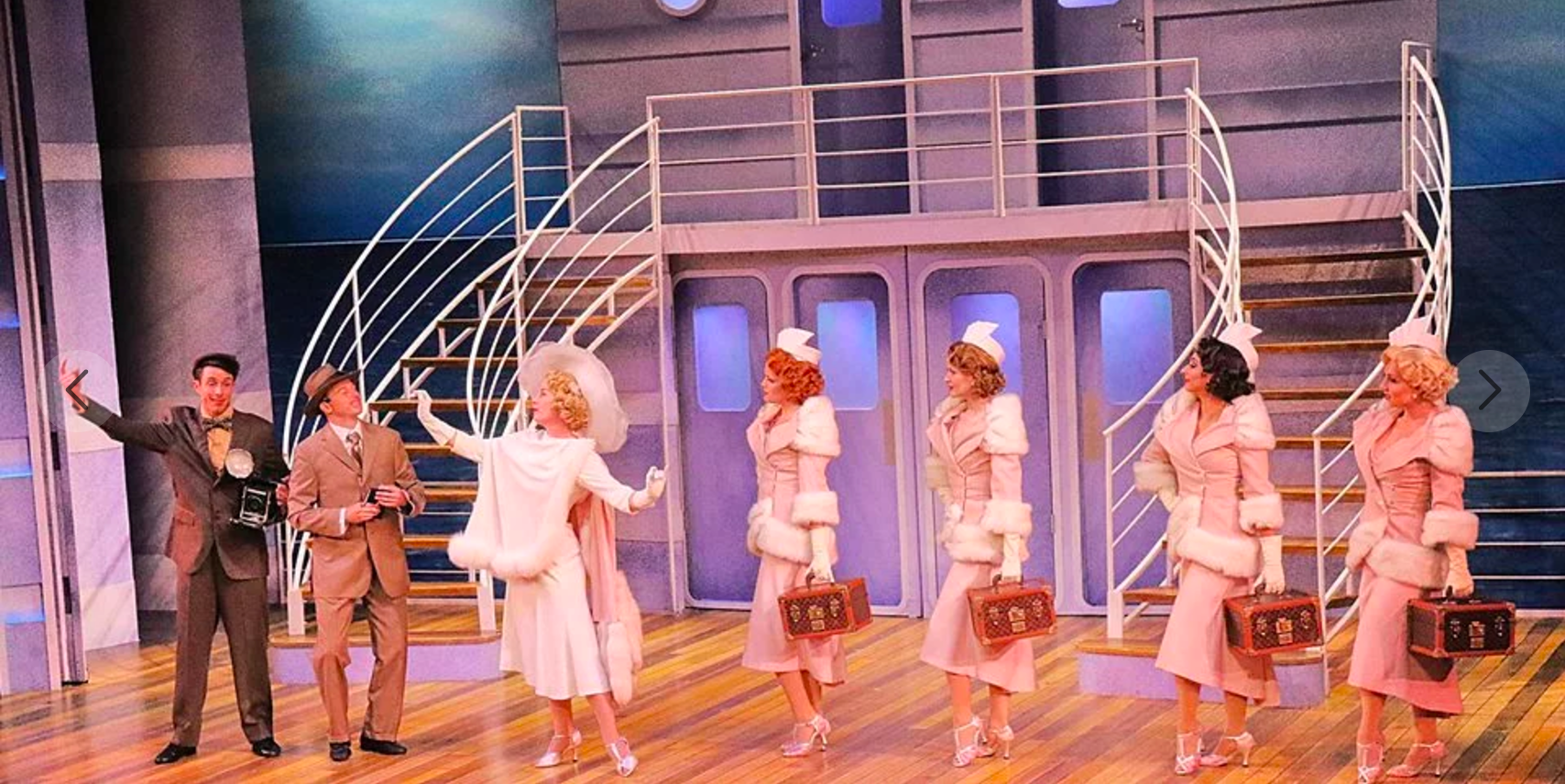Anything Goes, 2015