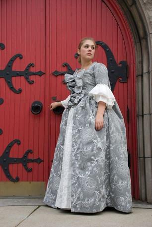 Robe a la Francaise, 2011