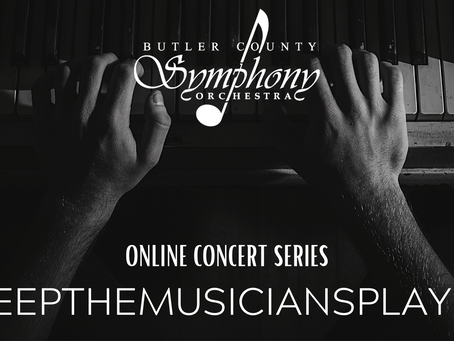 Keep the Musicians Playing: Online Concert Series