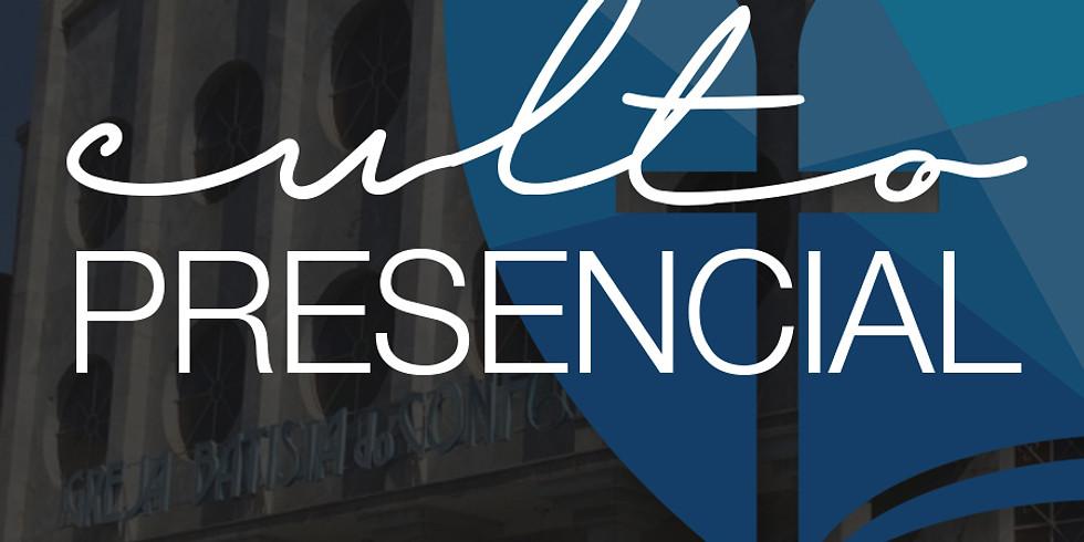 Culto Presencial Noite 09mai2021