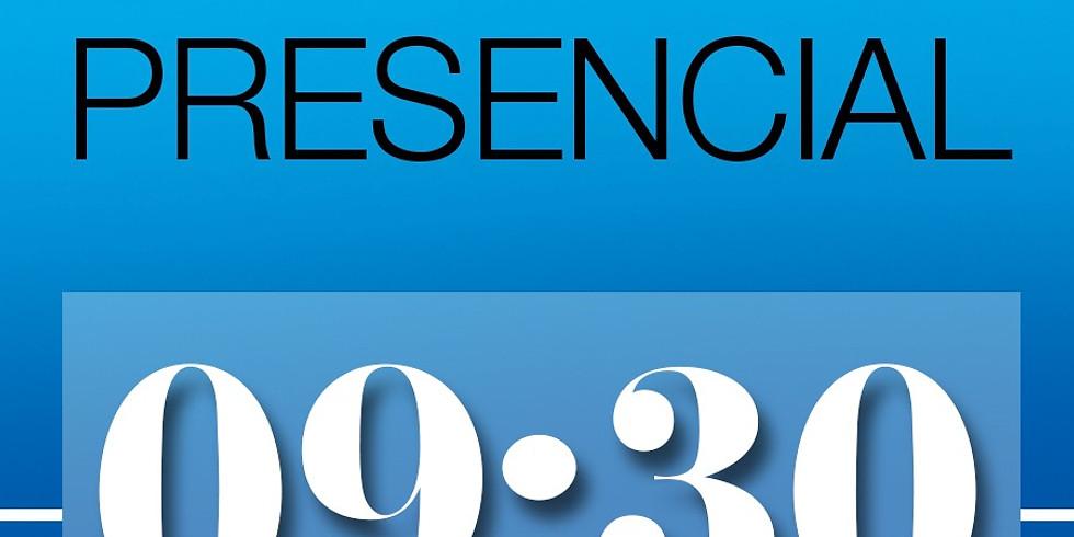 Assembleia Presencial 9h30
