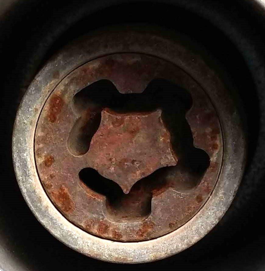 Lexus Lug Nut Socket