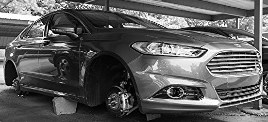 The Importance of Ford Locking Wheel Nuts in Deterring Opportunist Ford Alloy Wheel Thieves!