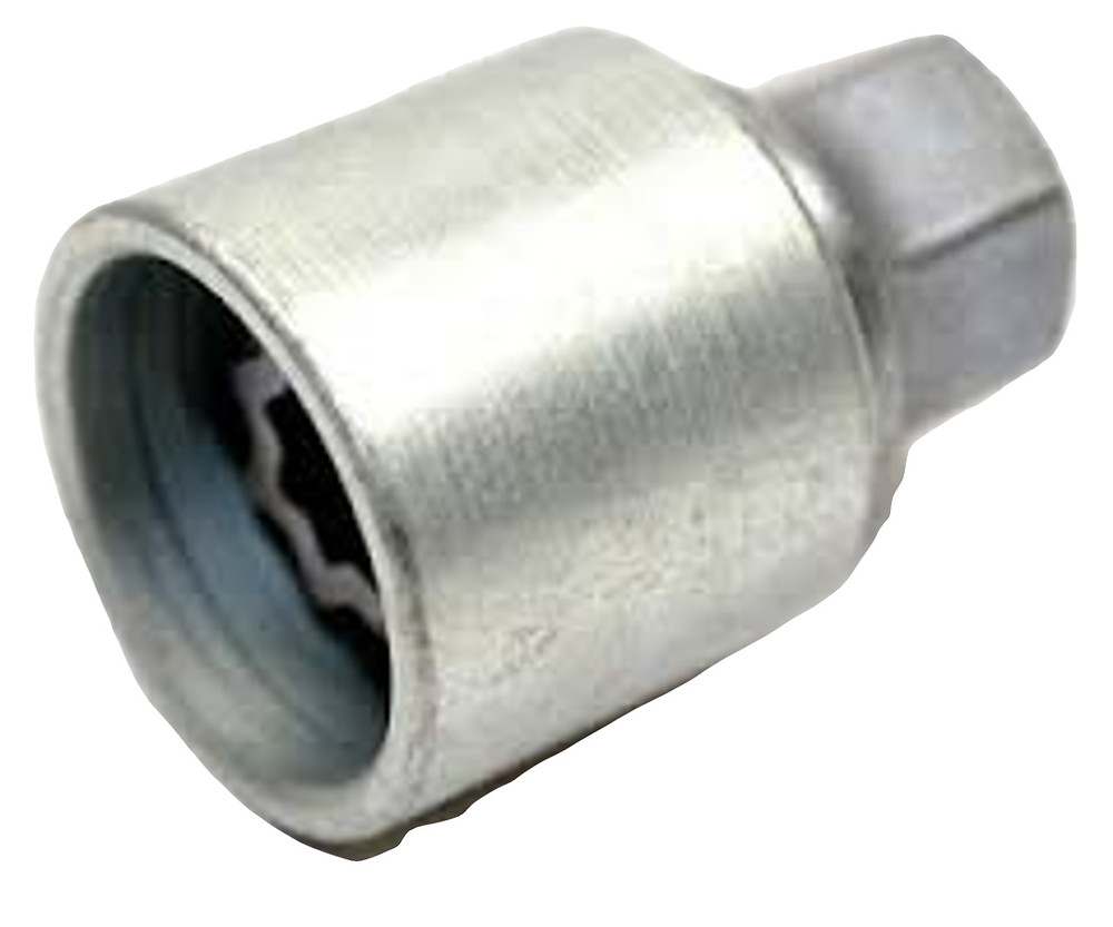 Locking Wheel Nut Removal Guide