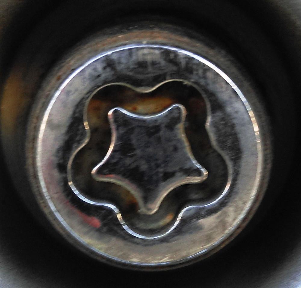 Honda Lug Nut Adapter