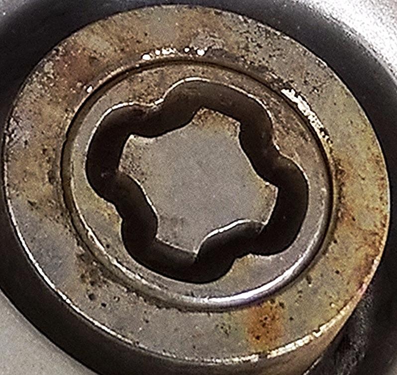 Volvo Lug Nut Socket