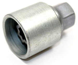 Aftermarket Locking Wheel Nut Key